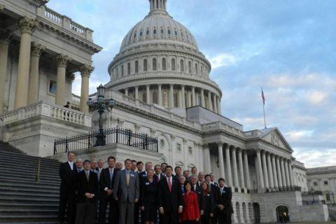 2012 Madison County Delegation D.C. Trip