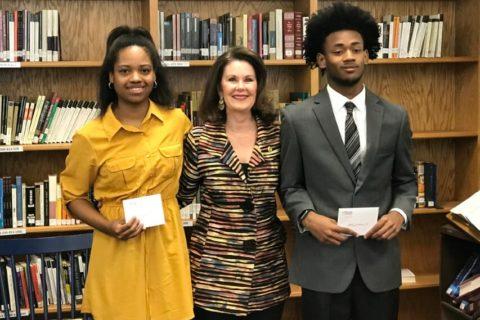 Canton High School Youth Leadership Scholarship – 2018