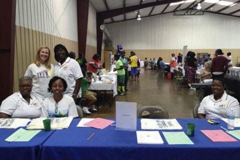 4th Annual Health Fair and Back to School