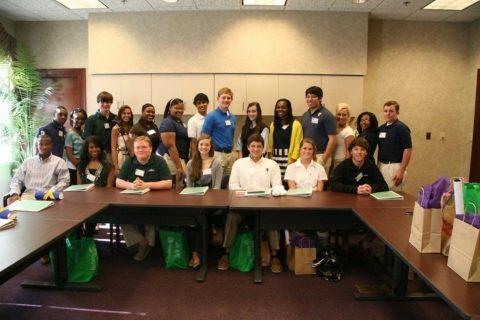 2012 Madison County Youth Leadership Economic Development Day