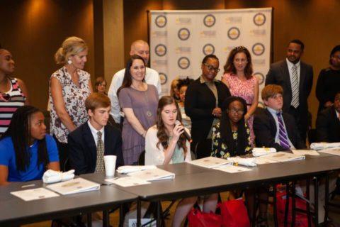 2018-19 Madison County Youth Leadership Orientation