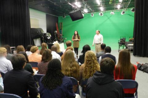 2013-14 Madison County Youth Leadership program: Economic Development/Career Day